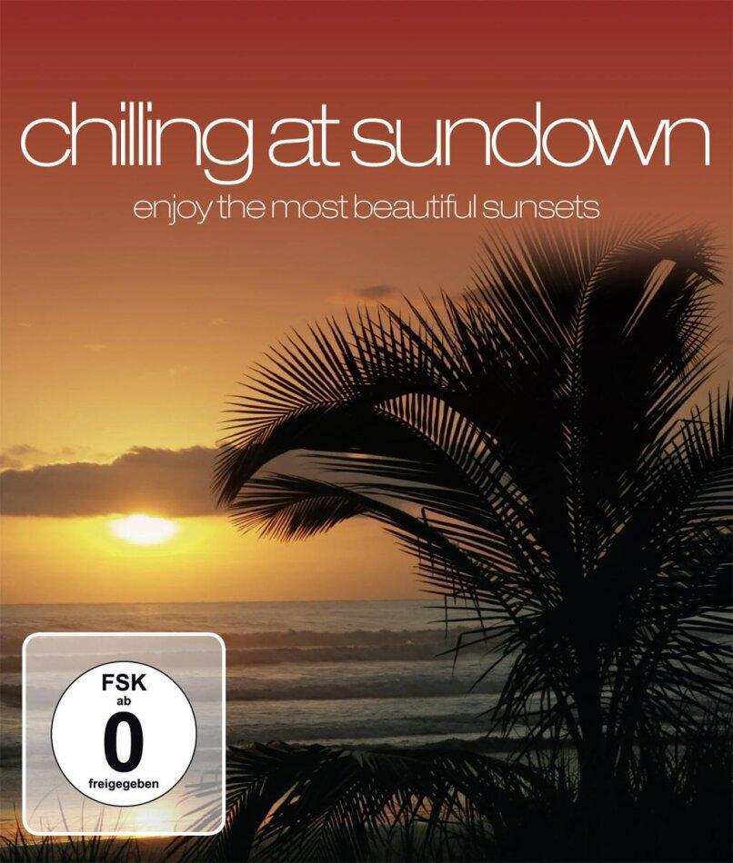 Chilling at sundown - enjoy the most beautiful sunsets