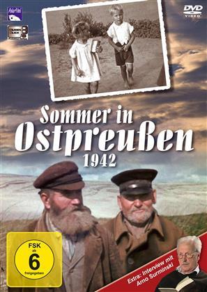 Sommer in Ostpreussen 1942