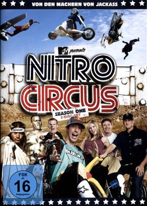 Nitro Circus - Staffel 1 (2 DVDs)