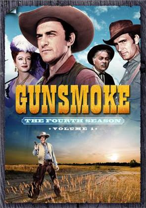 Gunsmoke - Season 4.1 (3 DVDs)