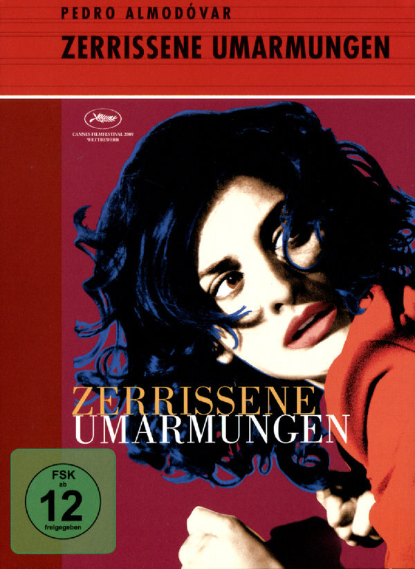Zerrissene Umarmungen - Broken Embraces (2009) (Almodóvar Edition)