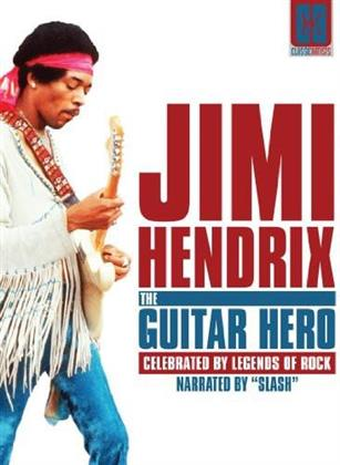 Jimi Hendrix - The Guitar Hero (Classic Artists, Digibook)