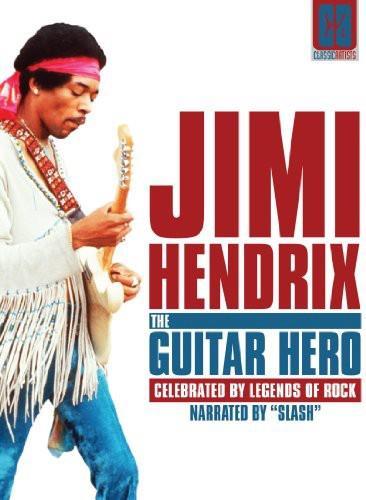 Jimi Hendrix - The Guitar Hero (Classic Artists, Digibook)