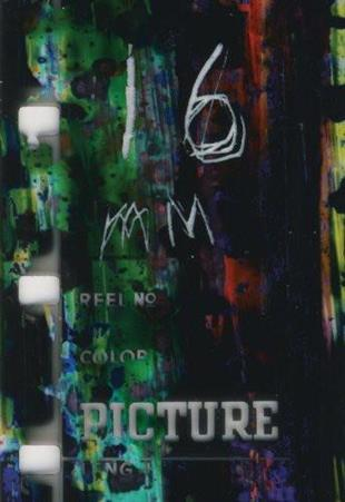 Jonathan Dueck - In Transit Presents: 16mm (Limited Edition)