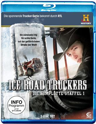 Ice Road Truckers - Staffel 1 (3 Blu-rays)