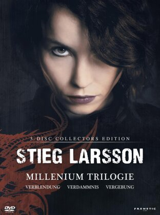 Millennium Trilogie (Collector's Edition, 4 DVD)