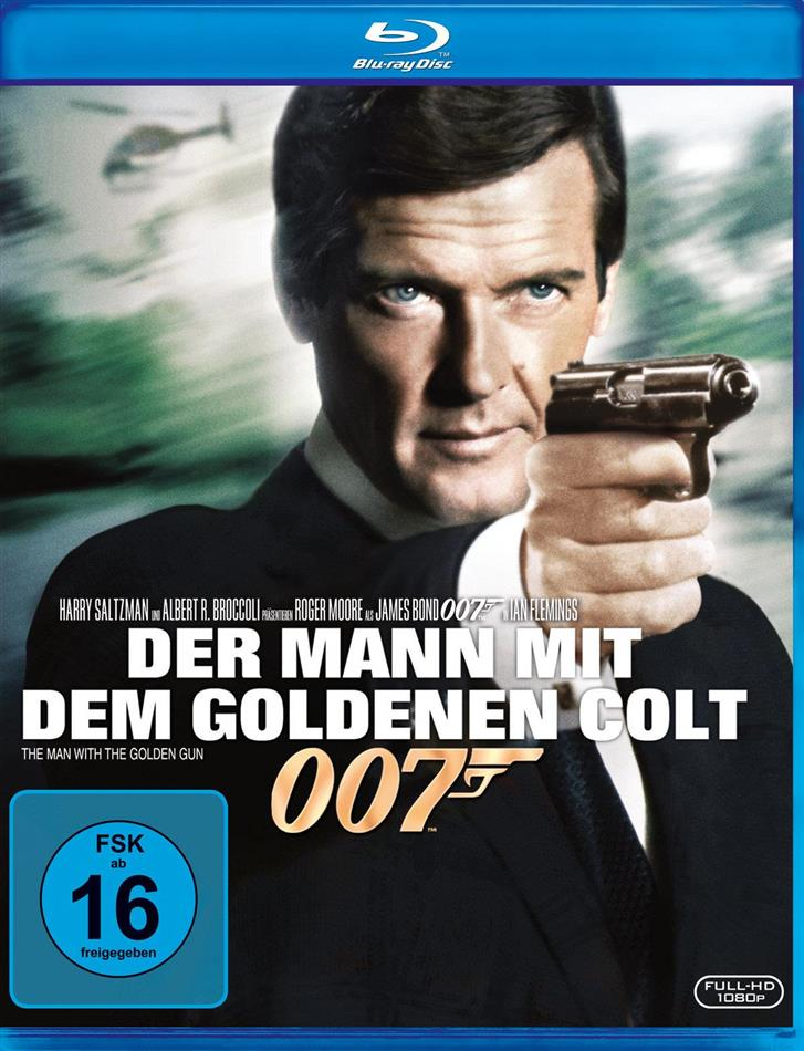 James Bond: Der Mann mit dem goldenen Colt (1974)