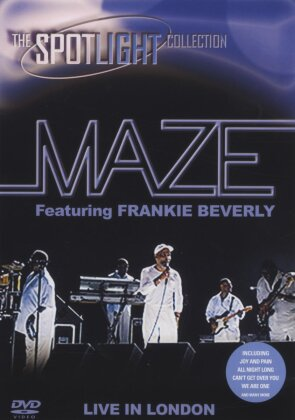 Maze & Beverly Frankie - Live in London
