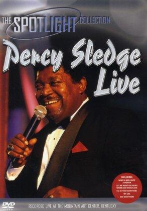 Sledge Percy - Live