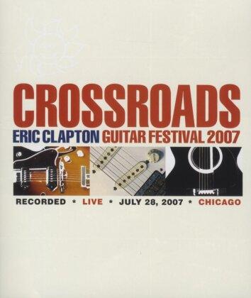 Eric Clapton - Crossroads Guitar Festival 2007 (Super Jewel)