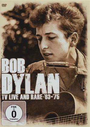 Bob Dylan - TV Live and rare - '63 - '75 (Inofficial)