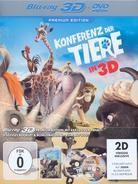 Konferenz der Tiere (2010) (Limited Edition, Blu-ray + DVD)