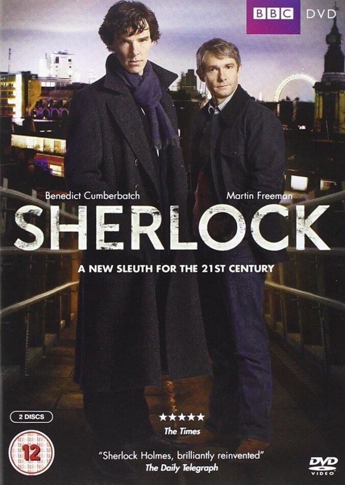 Sherlock - Season 1 (BBC, 2 DVDs)