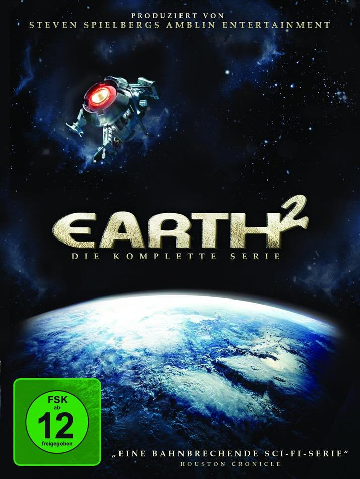 Earth 2 - Die komplette Serie (6 DVDs)