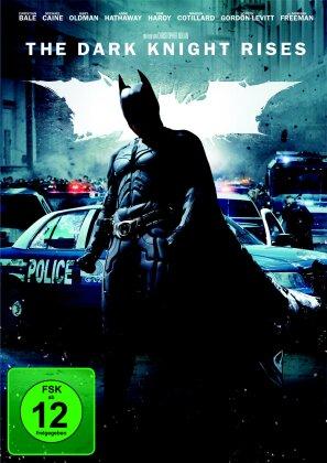Batman - The Dark Knight rises (2012)