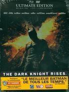 Batman - The Dark Knight rises (2012) (Steelbook, Ultimate Edition, Blu-ray + DVD)
