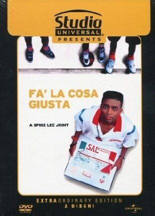 Fà la cosa giusta (1989) (2 DVD)