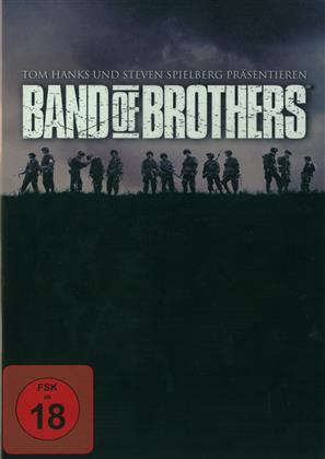 Band of Brothers - (FSK 18) (6 DVDs)
