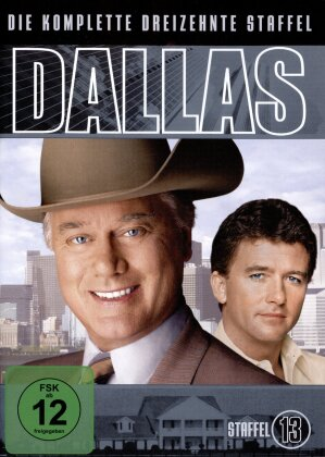 Dallas - Staffel 13 (6 DVDs)