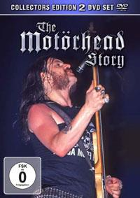 Motörhead - The Motörhead Story (Collector's Edition, 2 DVD)