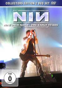 Nine Inch Nails - The early years (Collector's Edition, Inofficial, 2 DVDs)