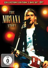 Nirvana - The Nirvana Story (Collector's Edition, Inofficial, 2 DVD)
