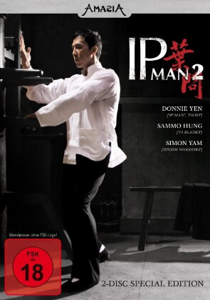 Ip Man 2 (2010) (Special Edition, 2 DVDs)