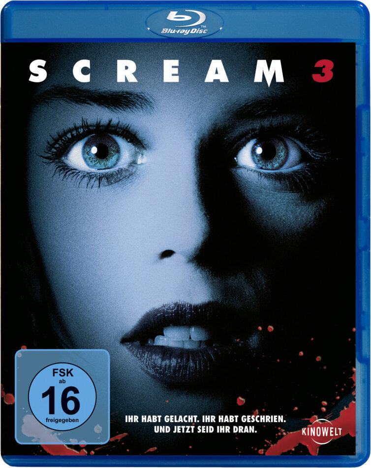 Scream 3 (2000) (Uncut)