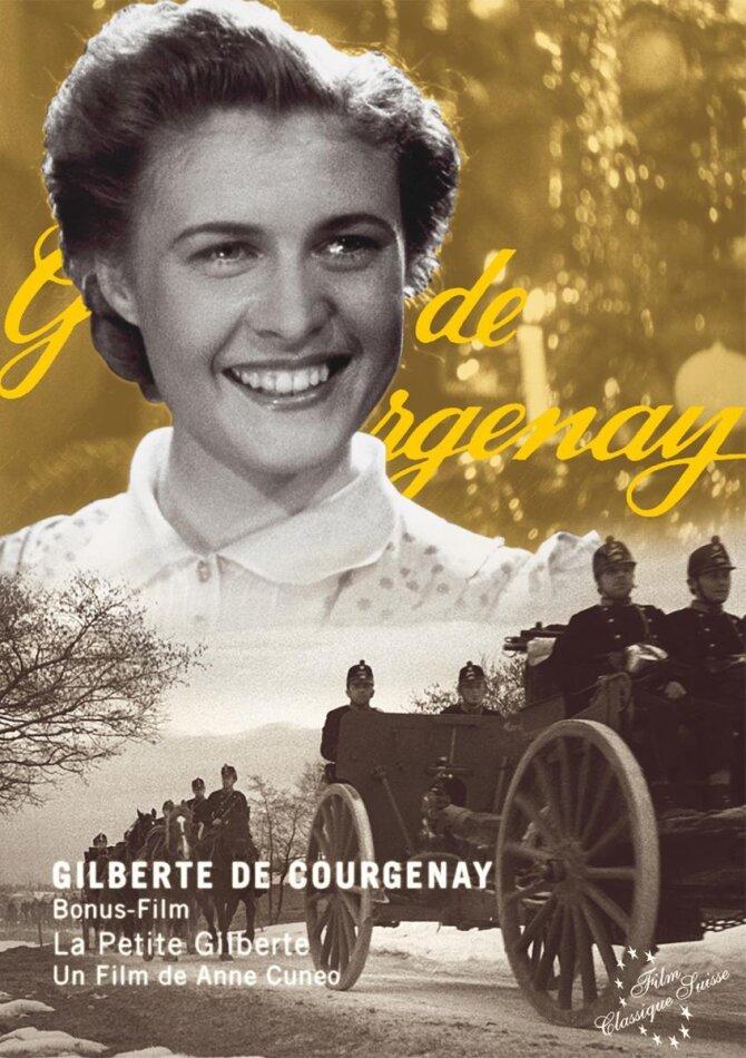Gilberte de Courgenay - (b / n)