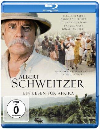 Albert Schweitzer (2009) - Ein Leben für Afrika (2009) (Blu-ray + Digital Copy)
