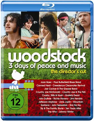 Various Artists - Woodstock (Single Edition)