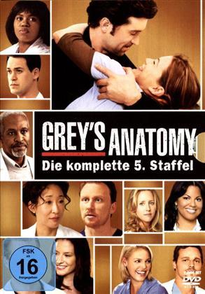 Grey's Anatomy - Staffel 5 (7 DVDs)