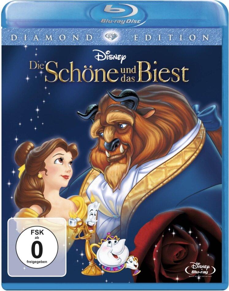 Die Schöne und das Biest (1991) (Diamond Edition, 2 Blu-rays)