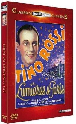 Lumières de Paris (1938) (Studio Canal Classics, s/w)