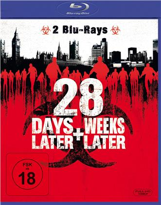 28 days later / 28 weeks later (2 Blu-rays)