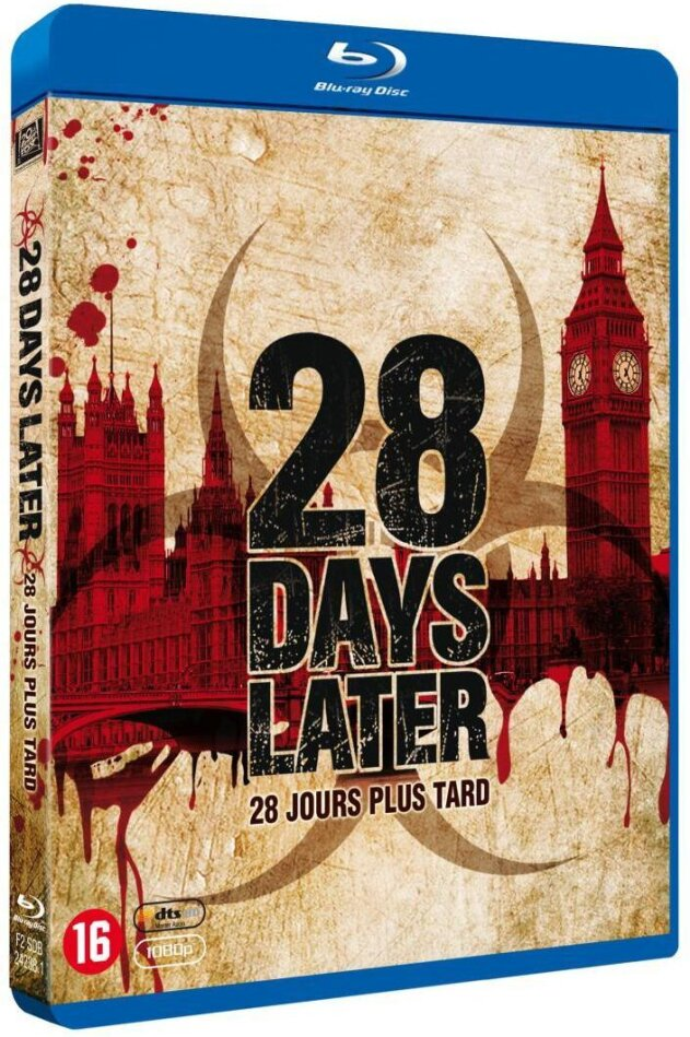 28 jours plus tard - 28 days later (2002)