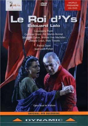 Orchestra Opera Royal De Wallonie, Patrick Davin, … - Lalo - Le roi d'Ys