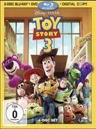 Toy Story 3 (2010) (2 Blu-rays + DVD)