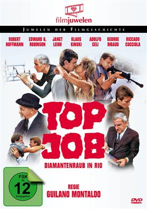 Top Job - Diamantenraub in Rio (1967) (Filmjuwelen)