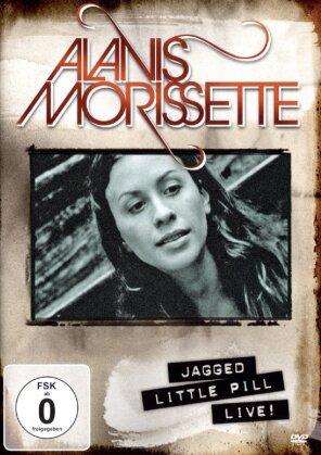 Alanis Morissette - Jagged Little Pill - Live!