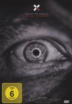 X Marks The Pedwalk - Visual Journey