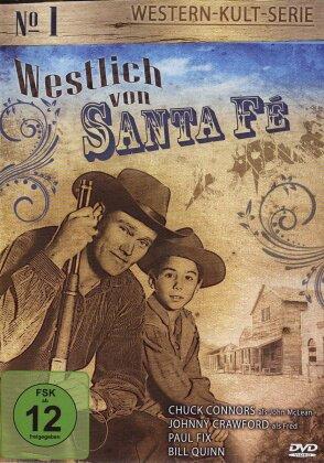 Westlich von Santa Fé - Western-Kult-Serie No. 1
