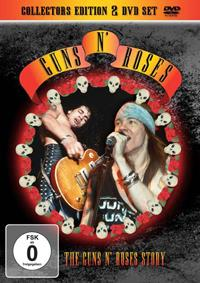 Guns N' Roses - The Guns n' Roses Story (Collector's Edition, 2 DVD)