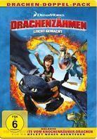 Drachenzähmen leicht gemacht (2010) (Limited Edition, Steelbook, 2 DVDs)