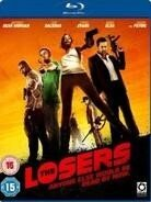 The Losers (2010) (Blu-ray + DVD)