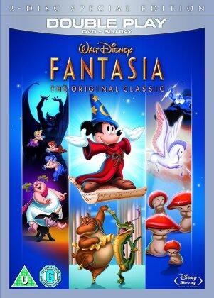 Fantasia (1940) (Blu-ray + DVD)