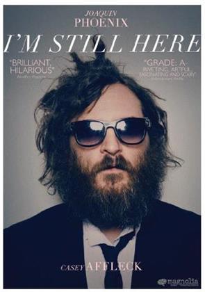 I'm Still Here - The Lost Year of Joaquin Phoenix
