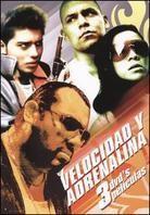 Velocidad y Adrenalina (3 DVD)