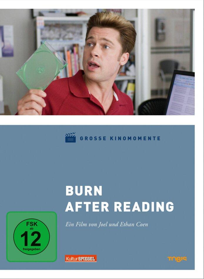 Burn after reading (2008) (Grosse Kinomomente)