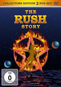 Rush - The Rush Story (Collector's Edition, 2 DVD)